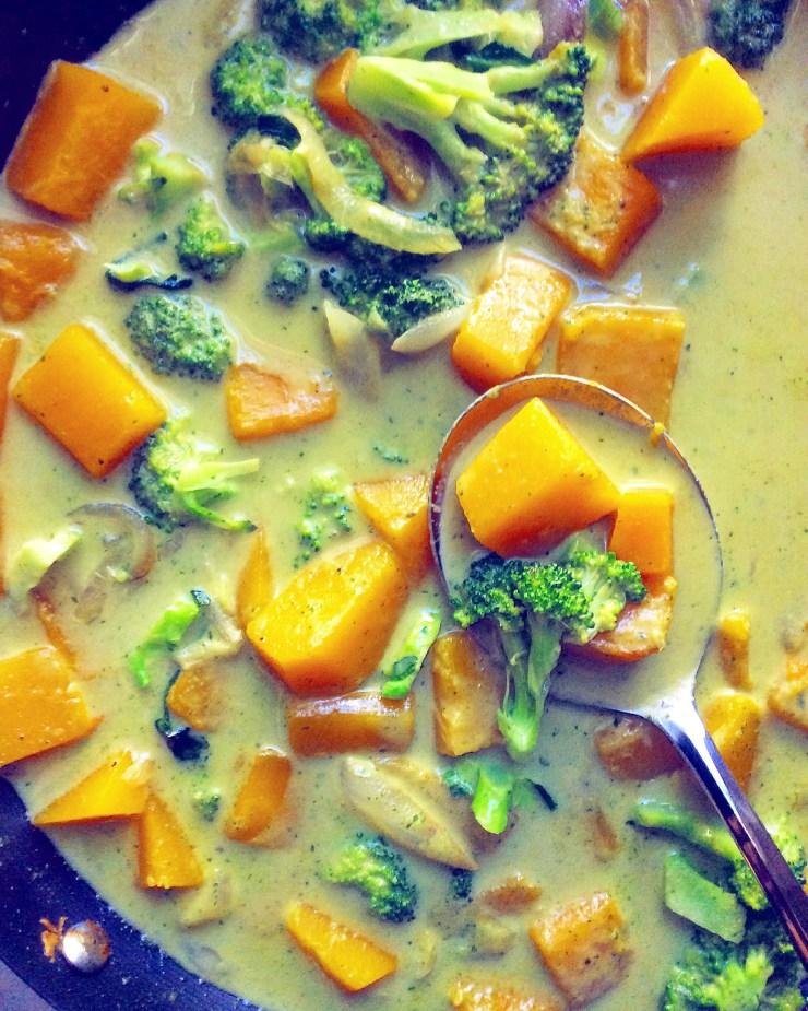 30-Minute Thai Green Curry