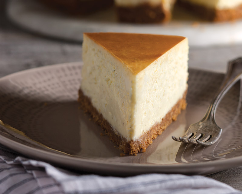 New York Style Cheesecake  Bake from Scratch