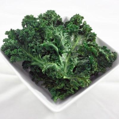 Sea Salt Vinegar Kale Chips Recipe