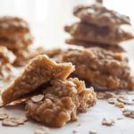 Peanut Butter Oatmeal No Bake Cookies
