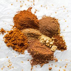 An easy British Mixed Spice Blend alternative for all of your traditional English holiday baking treats