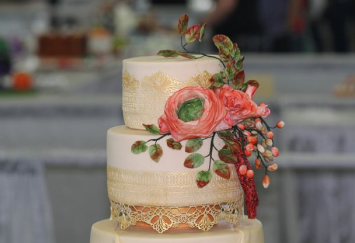 Executing Simple Wedding Cake Designs Bakemagcom August 15