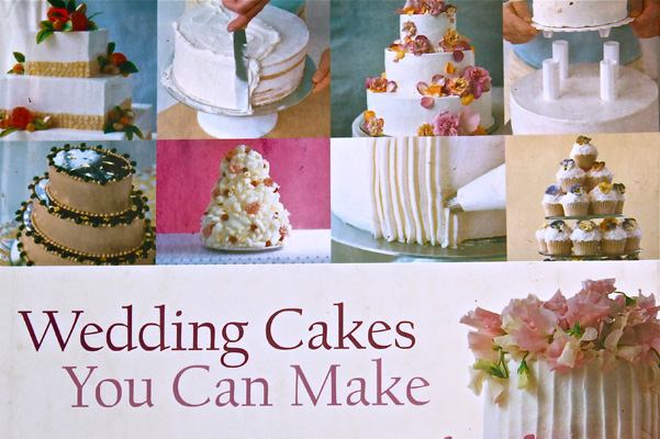 How To Make A Simple Homemade Wedding Cake Tip