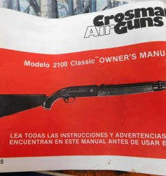crosman 2100 classic air rifle prev [ 1280 x 960 Pixel ]