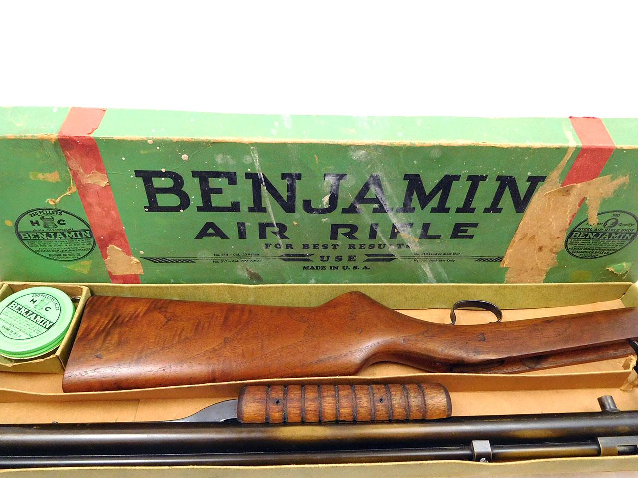 Rifle Benjamin Seal Air Kits