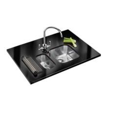 Franke Kitchen Sinks Island With Folding Leaf Taps Kitchens Baker Ariane Arx 110 17 33 Stainless Steel Undermount Sink