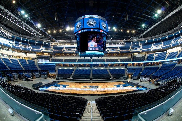 Amway Center  Baker Barrios