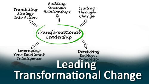 Leading Transformational Change