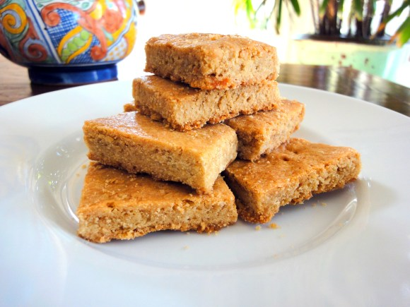 This Brown Sugar Shortbread recipe from is from NYC's Marlow & Sons ...