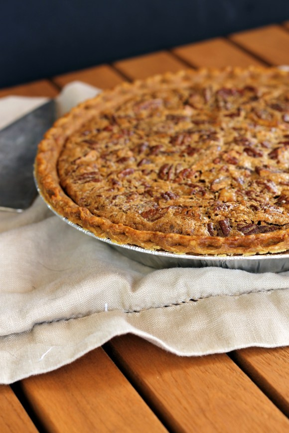 This is the best Pecan Pie I've ever tasted! This holiday favorite is made better with the addition of browned butter and the elimination of corn syrup.