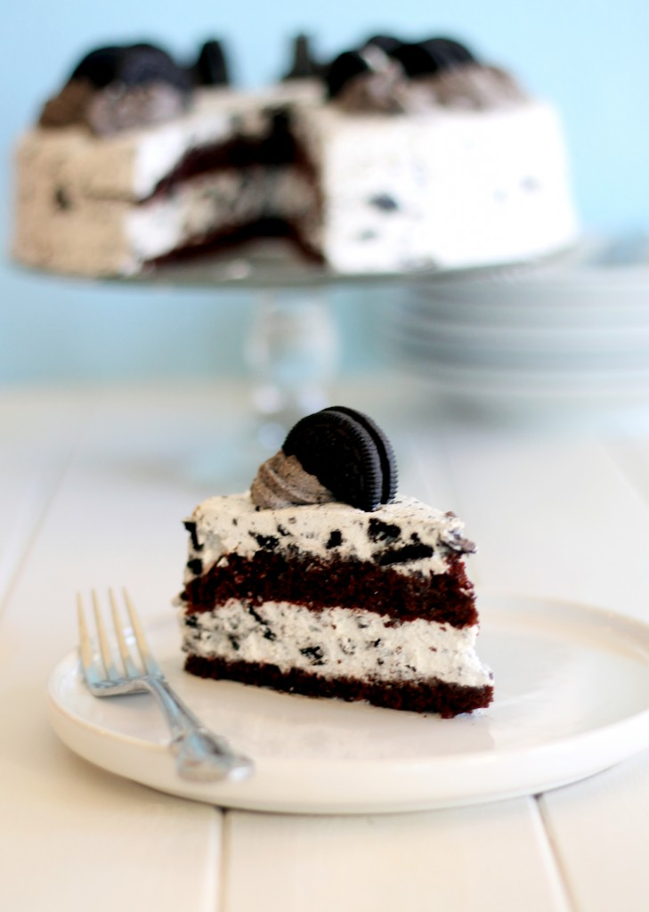 Oreo Cake from Bakerita's Top 10 Recipes of 2013!