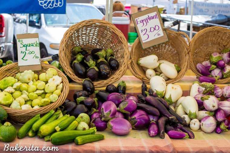 Santa Barbara's Farmers Market