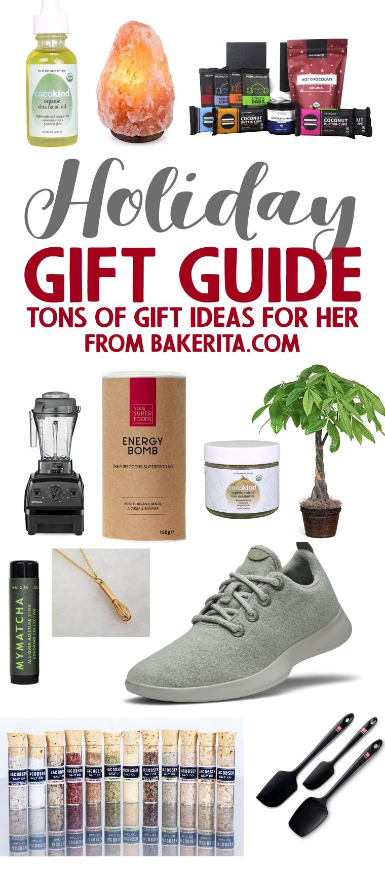 The Best Christmas and Holiday Gift Ideas For Women