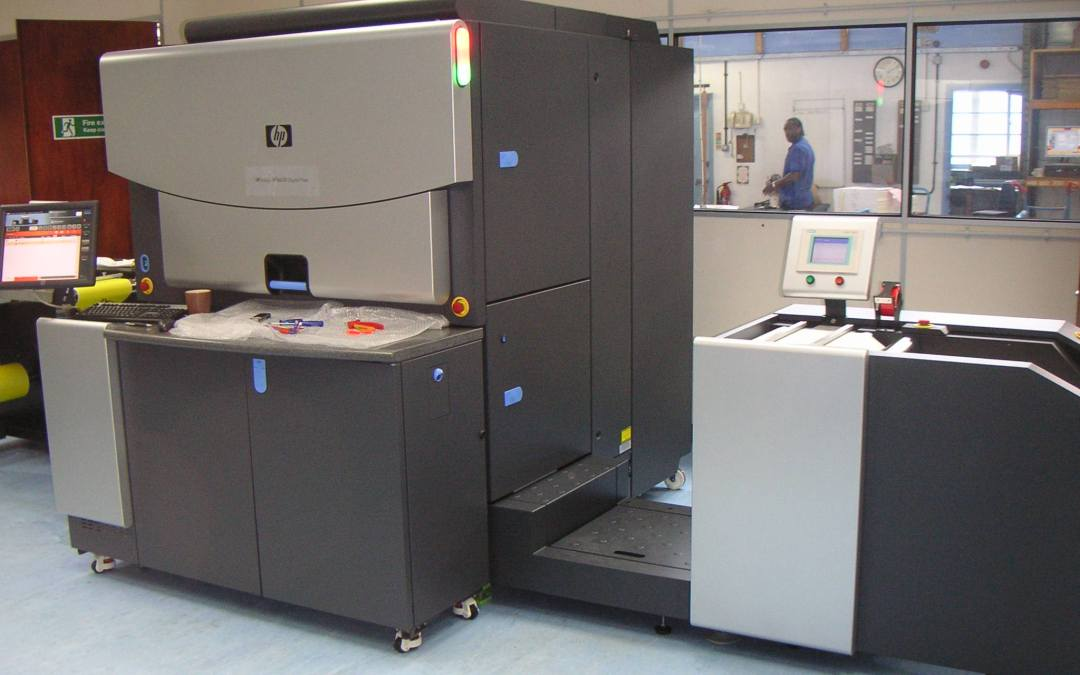 Baker Self Adhesive Labels takes UK's first HP Indigo WS6000