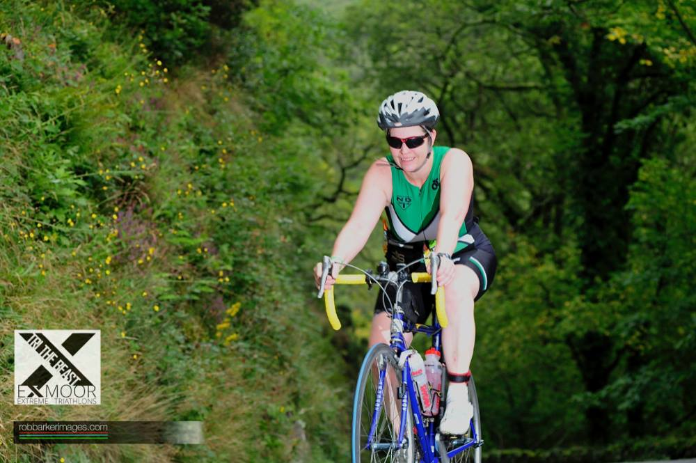 Sportstiks sponsors Ironman Triathlete