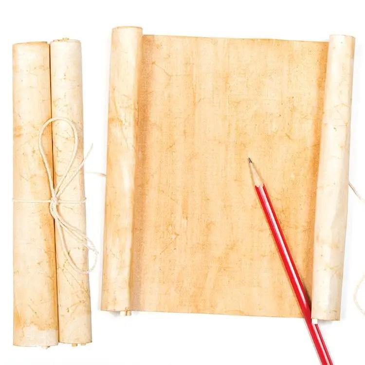 aged scroll free craft