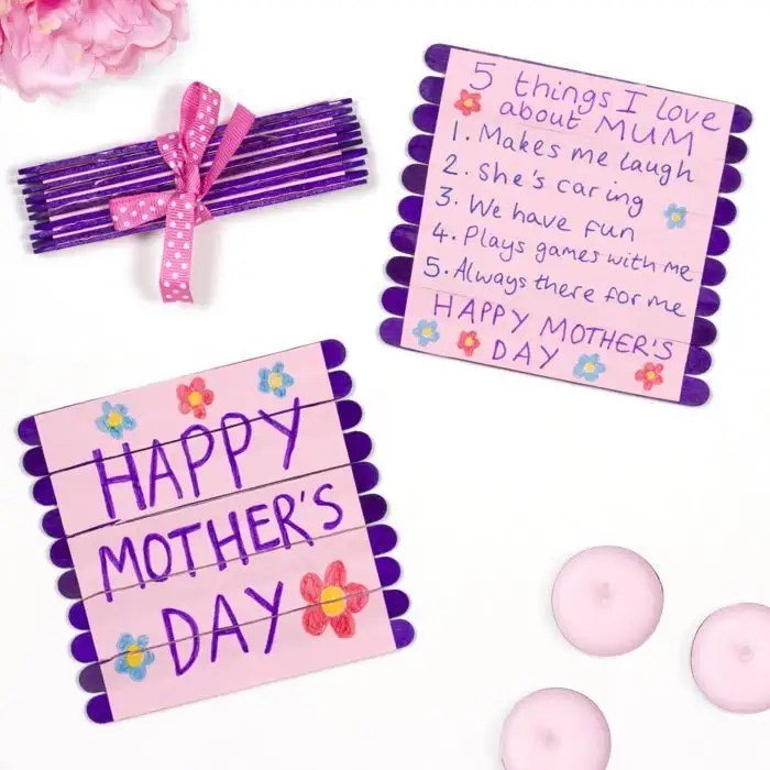 mother s day folding