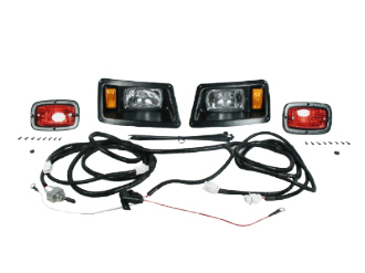 Yamaha Head And Tail Light Kit