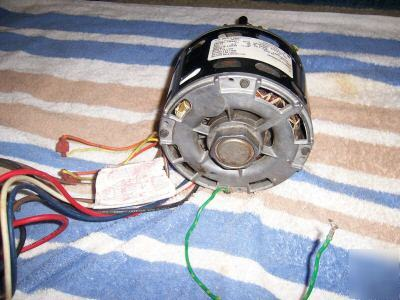 A O Smith 3 Speed Universal Electric Motor