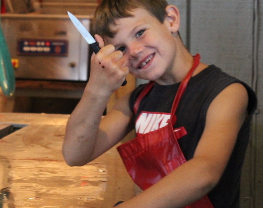 """""""Is chicken butchering fun?"""" Find out from this Northern Michigan poultry processor"""