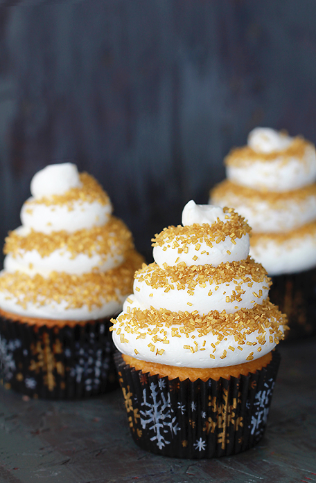 Eggnog Cupcakes Bakers Royale 31