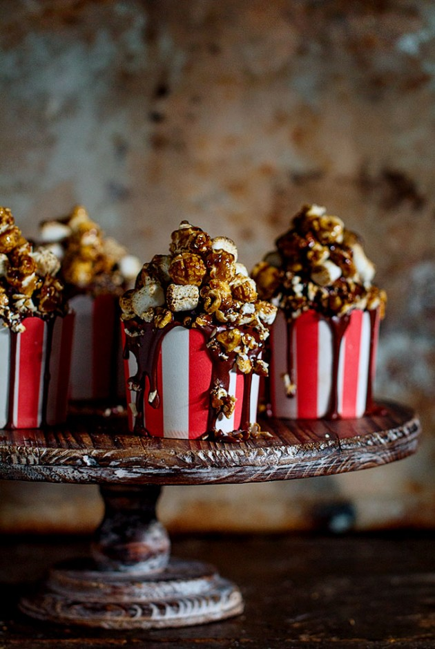 Carnival Cupcakes | Bakers Royale