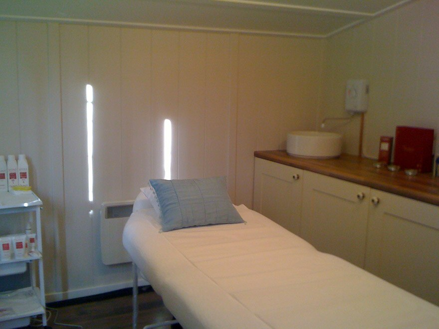 Beauty Therapy Room In West Sussex Bakers Timber Buildings