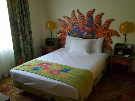 One of the Lion King Suite rooms!