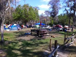 Campground lots