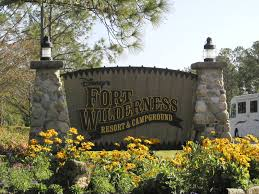 Welcome to Fort Wilderness Resort & Campground