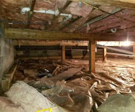 What Is A Crawl Space And Why Should I Fix It
