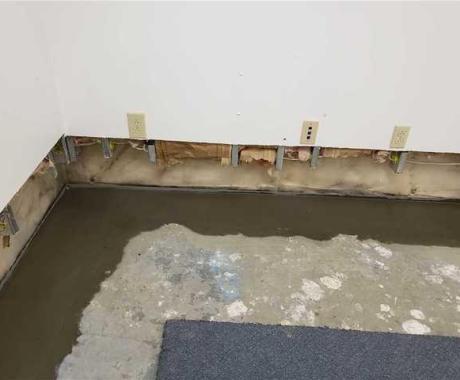 Full Basement Waterproofing in Murrysville, PA