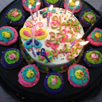 Kroger Bakery Cakes Cupcakes And Bread
