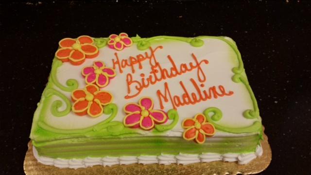 shoprite cake order