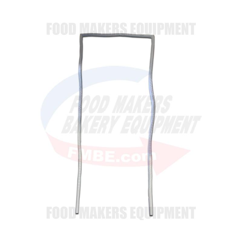 Bakers Aid Proofer BAP .Magnetic Door Gasket. 26 1/2