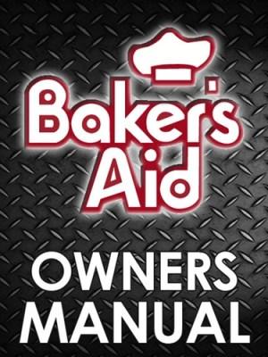 Bakers Aid Slim Line Baro1G & 1E SL Manual