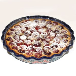 Simple Delicious Clafoutis