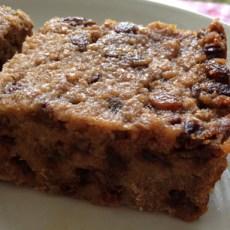 Traditional Bread Pudding Recipe