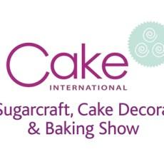 Cake International London 2015 - All the cakes!