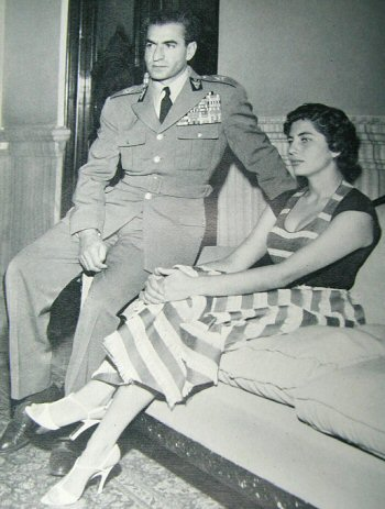 Soraya and the Shah