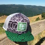 Bamboo Snapback by Baki Clothing Company