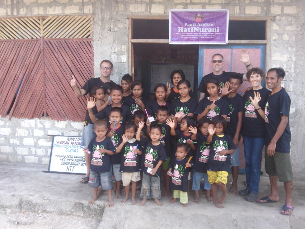 Hati Nurani Orphanage in Sumba