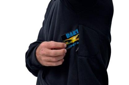 Stash Pocket by Baki Clothing Company