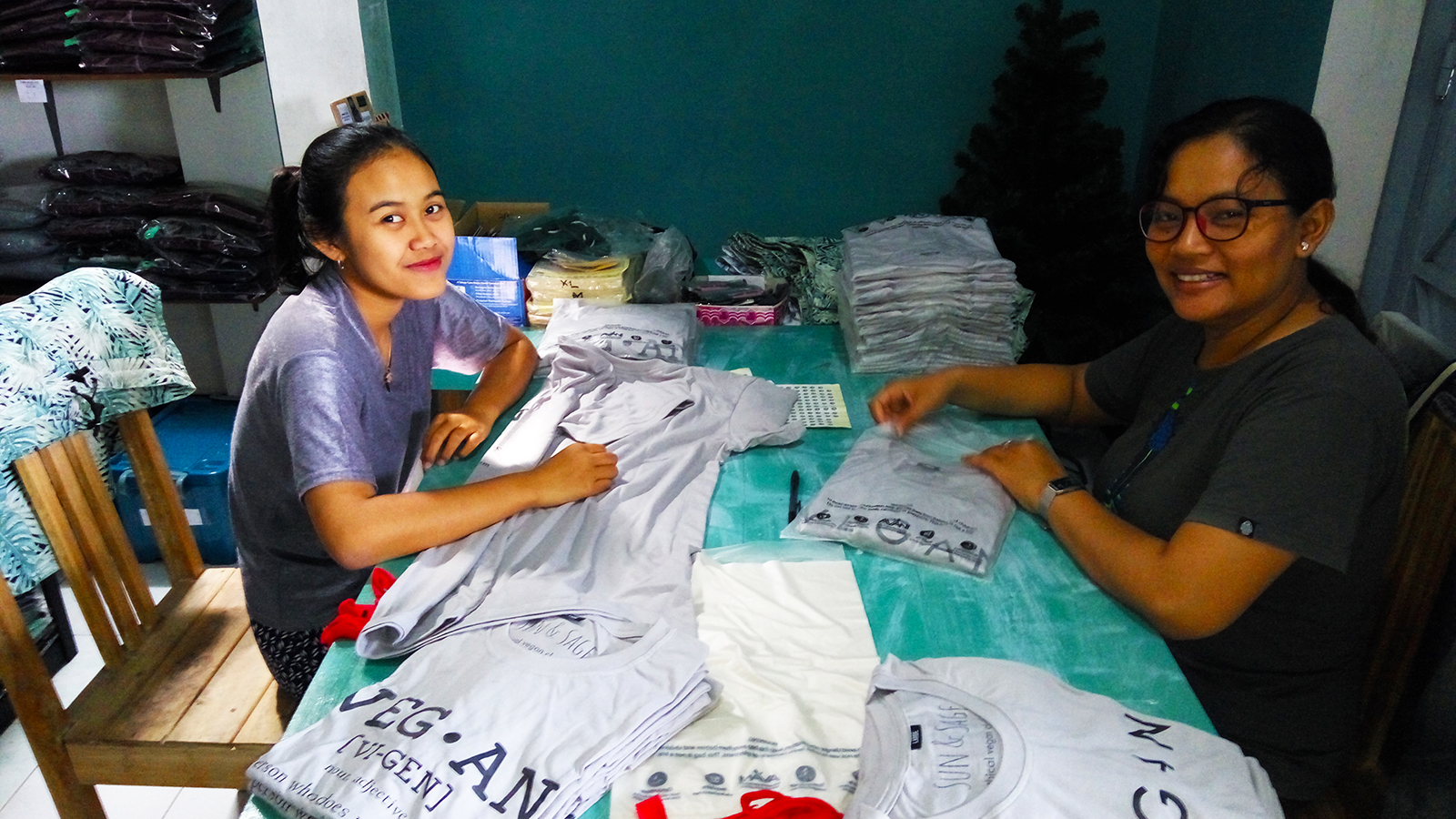 Ethical Clothing Production by Baki Clothing Company