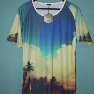 Sublimated UV Drifit by Baki Clothing Company