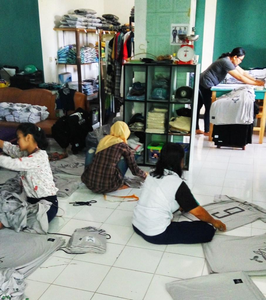 Ethical Clothing Production by Baki Clothing Company