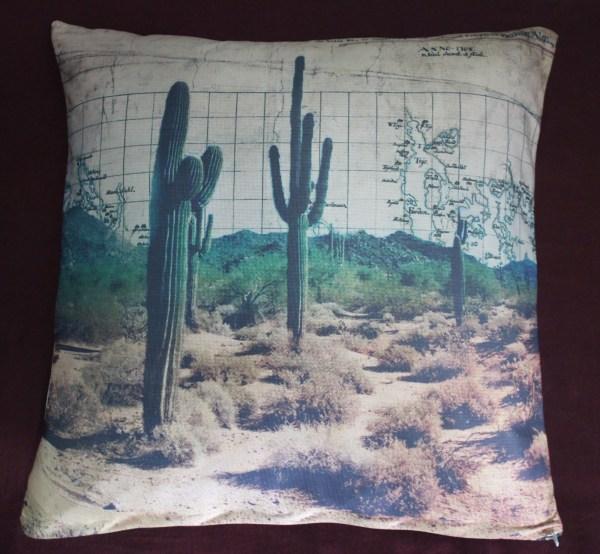 Custom Sublimated Pillow Covers by Baki Clothing Company
