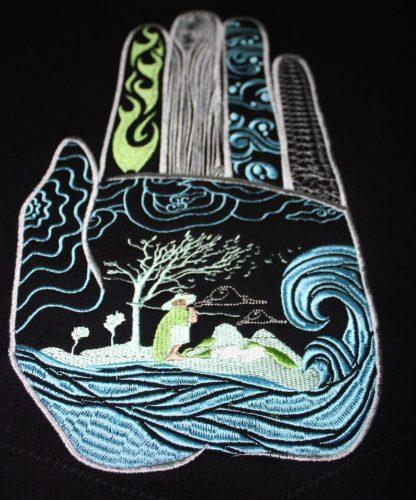 Embroidery by Baki Clothing Company