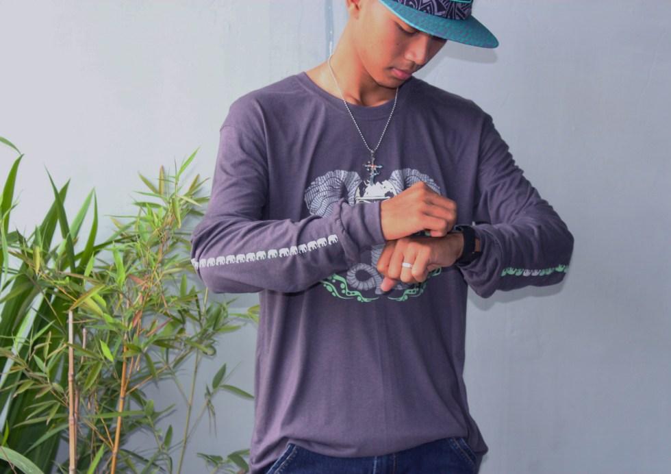 Longsleeve Bamboo Tees by Baki Clothing Company