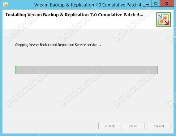 Veeam Backup & Replication v7 0 Patch 4 Kurulumu – Baki CUBUK